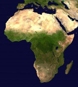 Africa percorrida