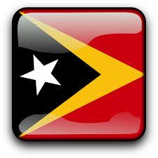 bandeira timor leste
